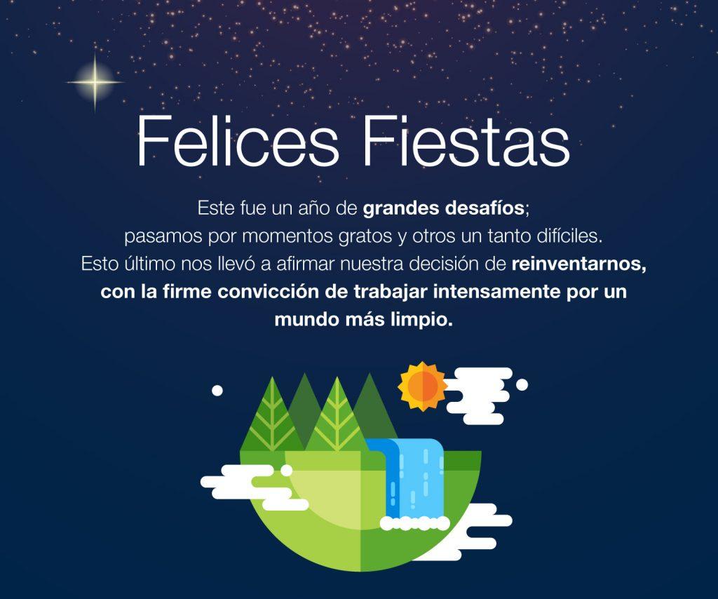 Felices Fiestas Bruno Schillig 2017